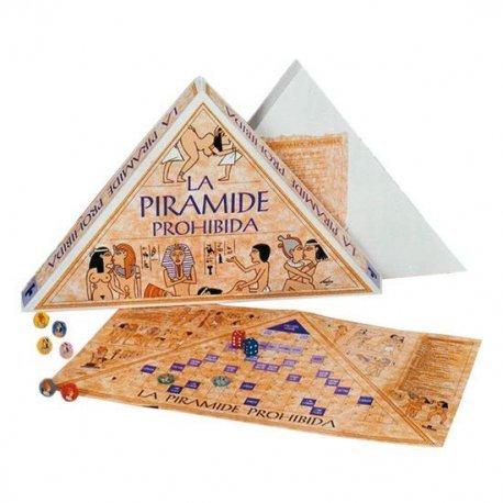 Juego La Pirámide Prohibida