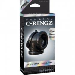 C-Ringz Rock Hard Funda Anillo para el Pene