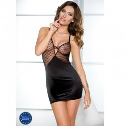 Chemise Dallas Color Negro
