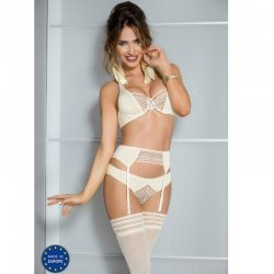 Set 3 Piezas Connie Color Crema