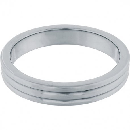 Anillo Acero Ribbed 50 mm
