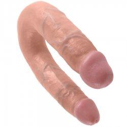 King Cock penis realistic double Medium