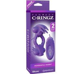 Fantasy C-Ringz Anillo Vibrador Conejito