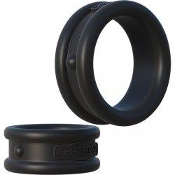 Silicone Max pour les anneaux de pénis noir