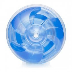 Masturbador Turbo Thrust Blue Ice