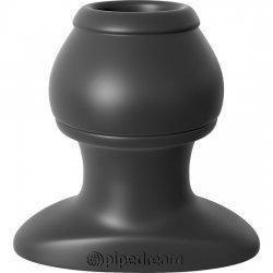 Open Plug Anal large ouverture noir XL