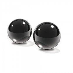 Bolas Pequeñas Ben-Wa Cristal Negro