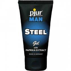 Gel Hombre Paprika Steel 50 ml
