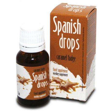 Spanish Fly Gotas del Amor Caramelo