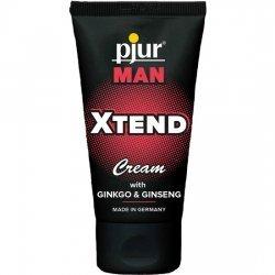 Crema de Masaje Vigorizante Hombre Xtend 50 ml
