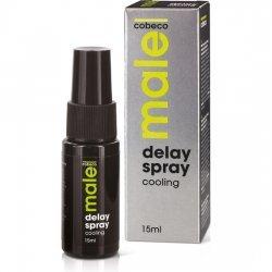 Spray retardateur effet froid mâle