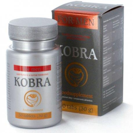 Kobra Rendimiento para Hombre 30 Comprimidos