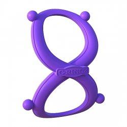 C-Ringz Anillo Infinity Silicona Lila