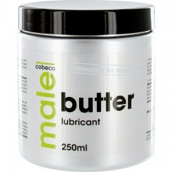 Male Lubricante Butter Hidratante 250 ml