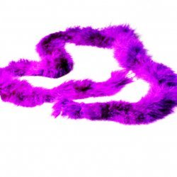 Secret Moments purple Boa