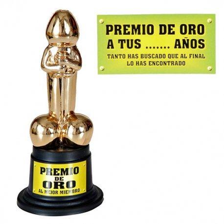 Premio Sexual de Oro a tus Años
