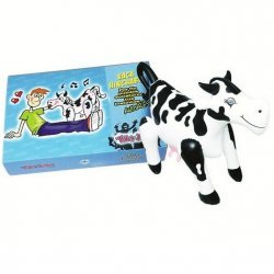 Inflatable Musical cow