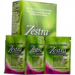 Zestra Pack de 3 Sobres Mujer de 0.8 ml
