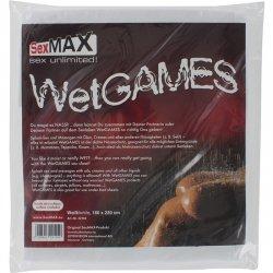 Plastique blanc plaque Sexmax