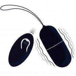 Flippy II Huevo Recargable Remoto Negro