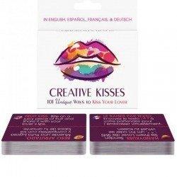 Jeu 101 façons de baisers originales