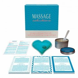 Massage Seductions 24 ways to seduce your lover