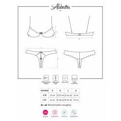 Conjunto Alabastra Set Blanco