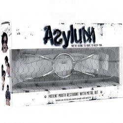 Asylum Mordaza con Anilla de Metal