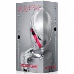 Bad Romance Mordaza con Detalles Metal