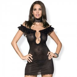 Black Diamond Chemise dresses