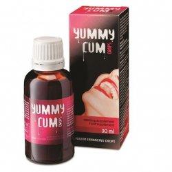 Chute de plus de sperme, saveur plus comment gouttes 30 ml