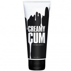 Creamy Lubricante Textura Semen 150 ml
