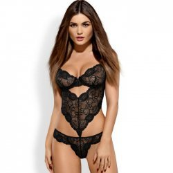 Body Alluria Teddy Negro