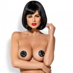 Cover nipples Gretia black