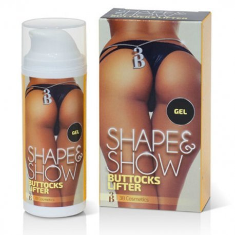 3B Shape and Show Gel Levantamiento de Nalgas 50 ml