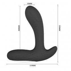 Estimulador Prostático y Perineo con Vibración Backie
