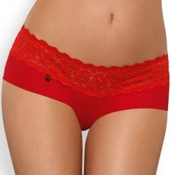Pack 2 Shorties Lacea Rojo y Negro