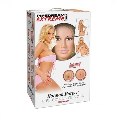 Hannah Harper Love Muñeca Realista
