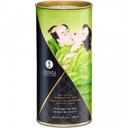 Shunga Aceite Efecto Calor Sorbete Medianoche 100 ml