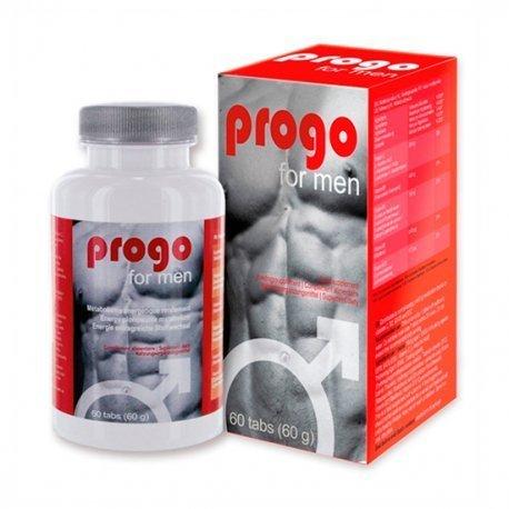 Progo for Men 30 Cápsulas Rendimiento Hombre