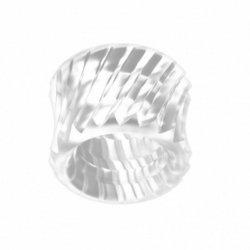 Sono N40 anillo 2.5 cm Transparente