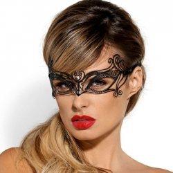Masque de A702 noir métallisé
