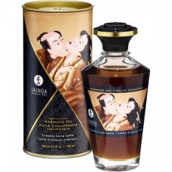 Shunga Aceite Efecto Calor Crema Love Latte 100 ml