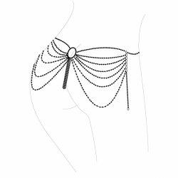 Chains metal waist silver jewel