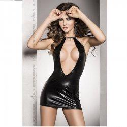 Femi black dress by Passion Woman