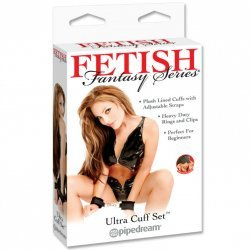 Esposas Nylon Ultra Cuff Set