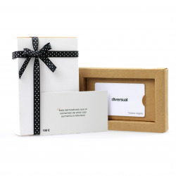 Gift card €100 Diversual