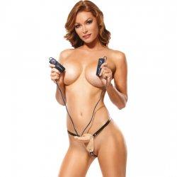 Super Penetrix double vibrating harness