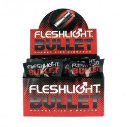 Bala Vibradora Pequeña Fleshlight Negro