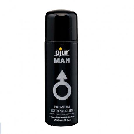 Pjur Man Premium Lubricante 30 ml Silicona